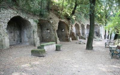 Pasqua a Tivoli Villa Gregoriana