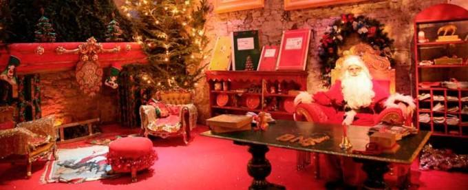 Parco Di Babbo Natale.La Casa Di Babbo Natale Visit Tivoli