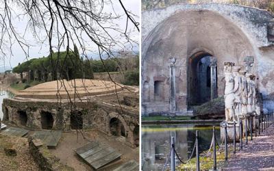 villa-adriana-tivoli-serapeo